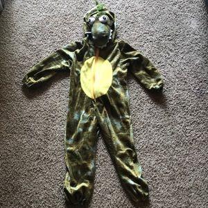 Halloween 🎃 Roaring Rex costume